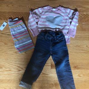 Toddler Girl 4T Gap Bundle